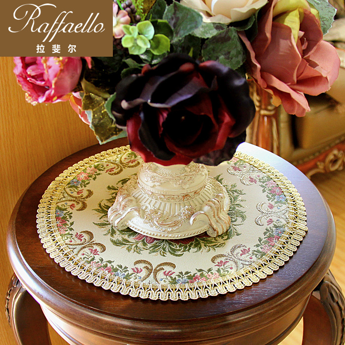 Рафаэль дома ткани высококлассные Западной pad коврик ткани вазы коврики анти-занос тепловой горячий