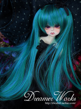 SD BJD doll wigs Eva send paragraph sound at the beginning of E_ (4 color) 1/4, 1/3