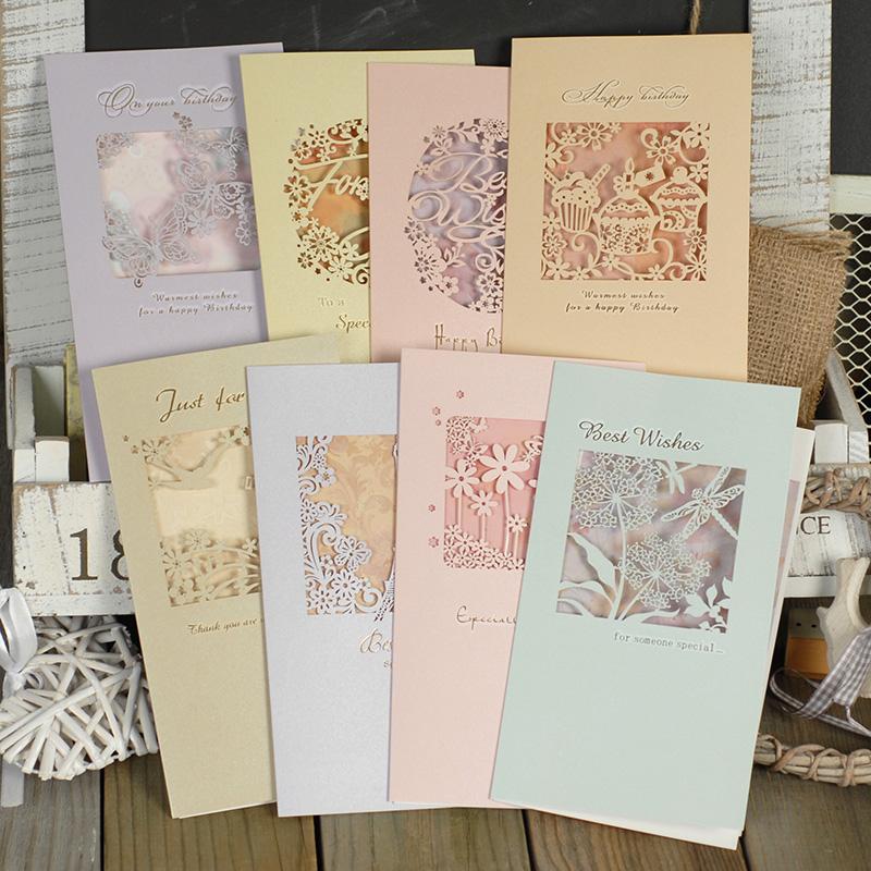DREAMDAY корея творческий пирсинг карта подарок бизнес мать фестиваль общий поздравительные открытки день рождения благословение благодаря карта