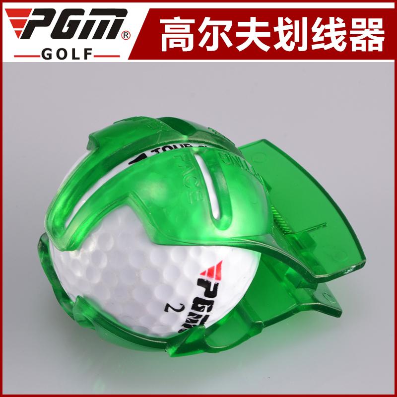 Гольф гольф мяч писец устройство гольф монтаж зеленый писец устройство ( прозрачный )