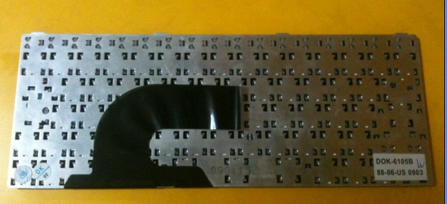 10 inch 10.2 inch Newman Netbook Notebook copycat keyboard S30 Black Russian White