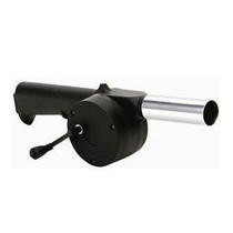Let me do barbecue tools outdoor manual blower barbecue with hand dryer durable portable Shaokao