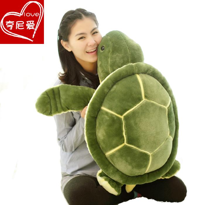 烏龜公仔毛絨玩具海龜玩偶娃娃大號抱枕坐墊靠墊生日 男女