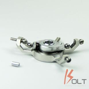 Bolt mcpX mcpX BL G2V2 0 precision metal swashplate silver link with FBL100