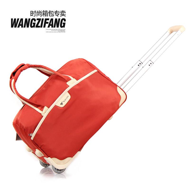 Принц новый 008 классический супер легкой тележки мешок багажа путешествия сумка унисекс мешок email multicolor