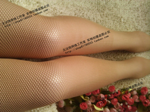 Caramel color flesh color fishnet stockings Latin dance sport dance pants special small mesh net pantyhose tights