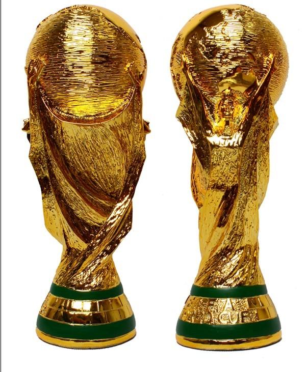 Чемпионат мира 2014 болельщики Кубок против истины модели 1:1 36 см