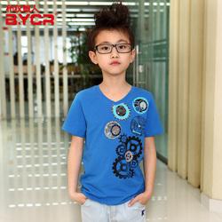 Детская футболка 布衣草人 7140203