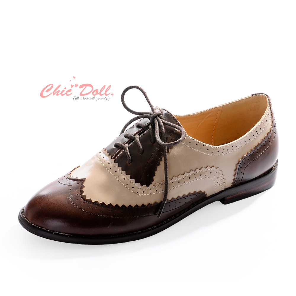 Oxford Shoes Heels Cheap