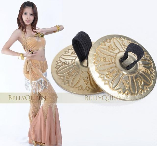 Палец тарелки для живота танцы ювелирные украшения индийский танец костюм новые специальные печатные ультра чистой меди утолщенной целевых