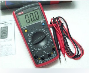 ! They lied UT39 series digital multimeter UT39A UT39B UT39C UT39E