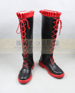 No 8959 RWBY Ruby Rose COSPLAY shoes