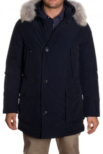 Woolrich Arctic Parka new down jacket male long section