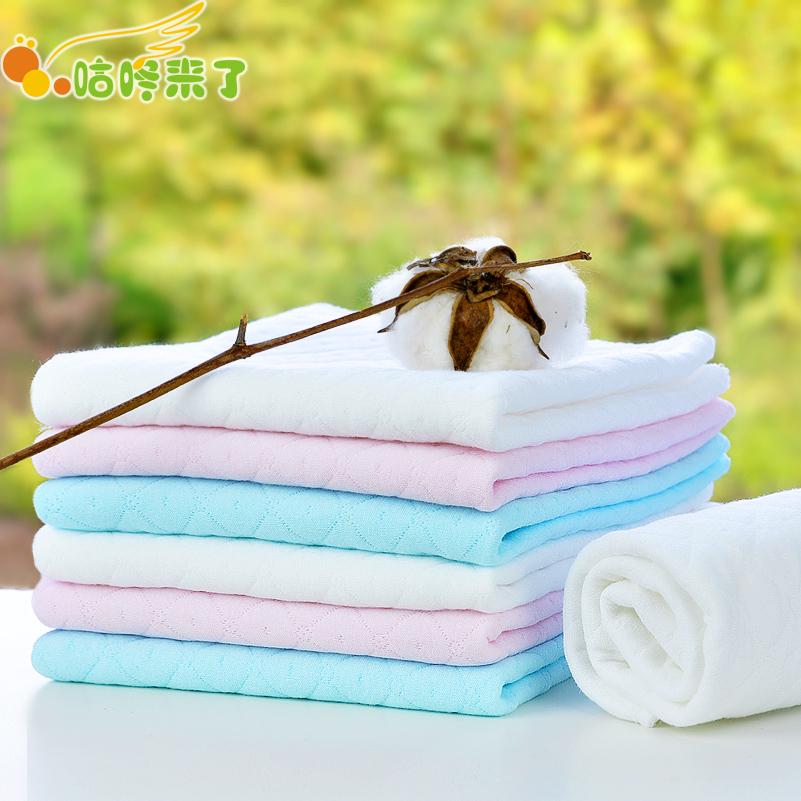 Экологический хлопок хлопок детские подгузники новорожденного хлопчатобумажной тканью подгузники пеленки утолщенные воды моющиеся