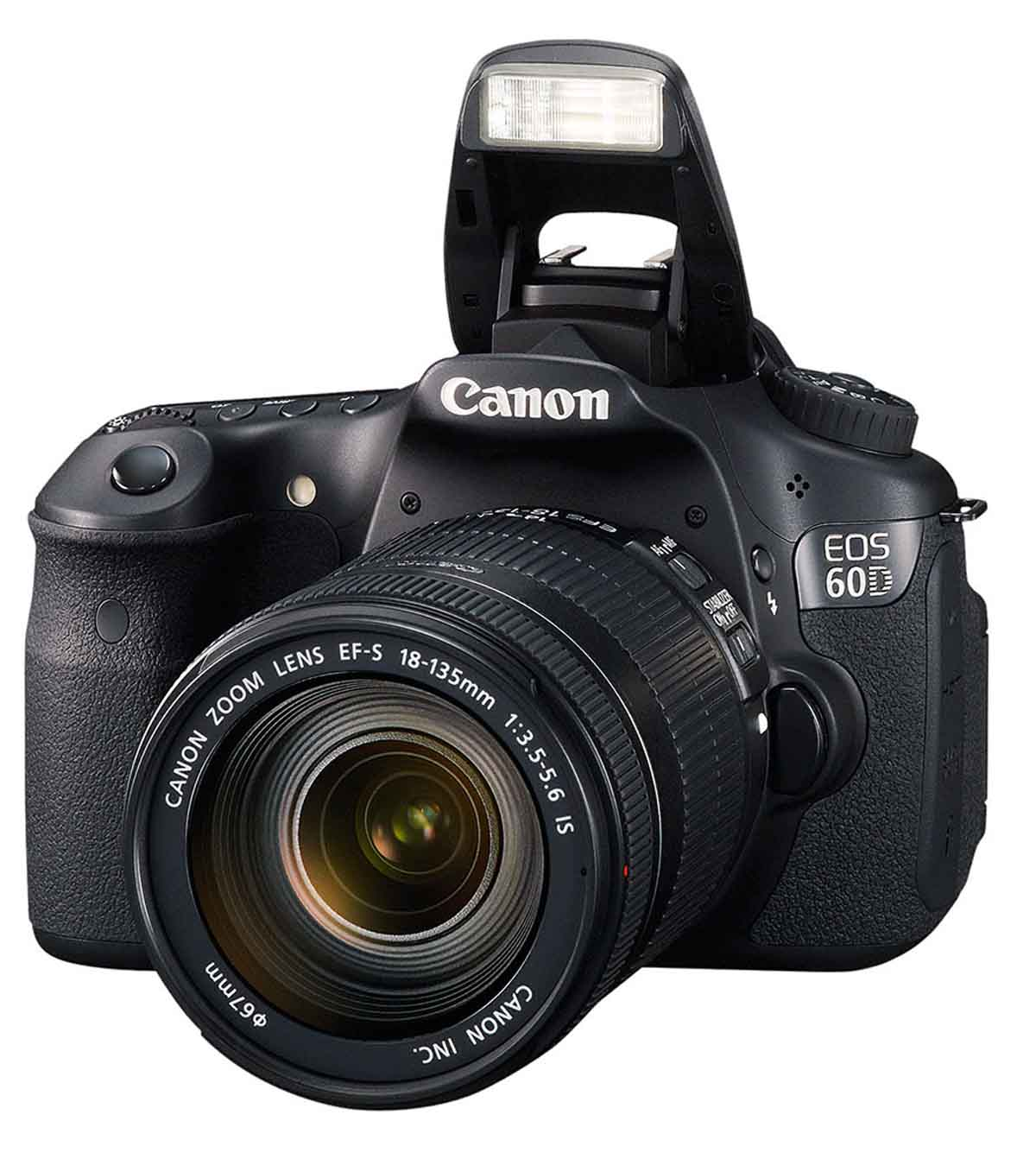 [original authentic] Canon Digital SLR camera EOS 60d (18-135) Hong Kong version