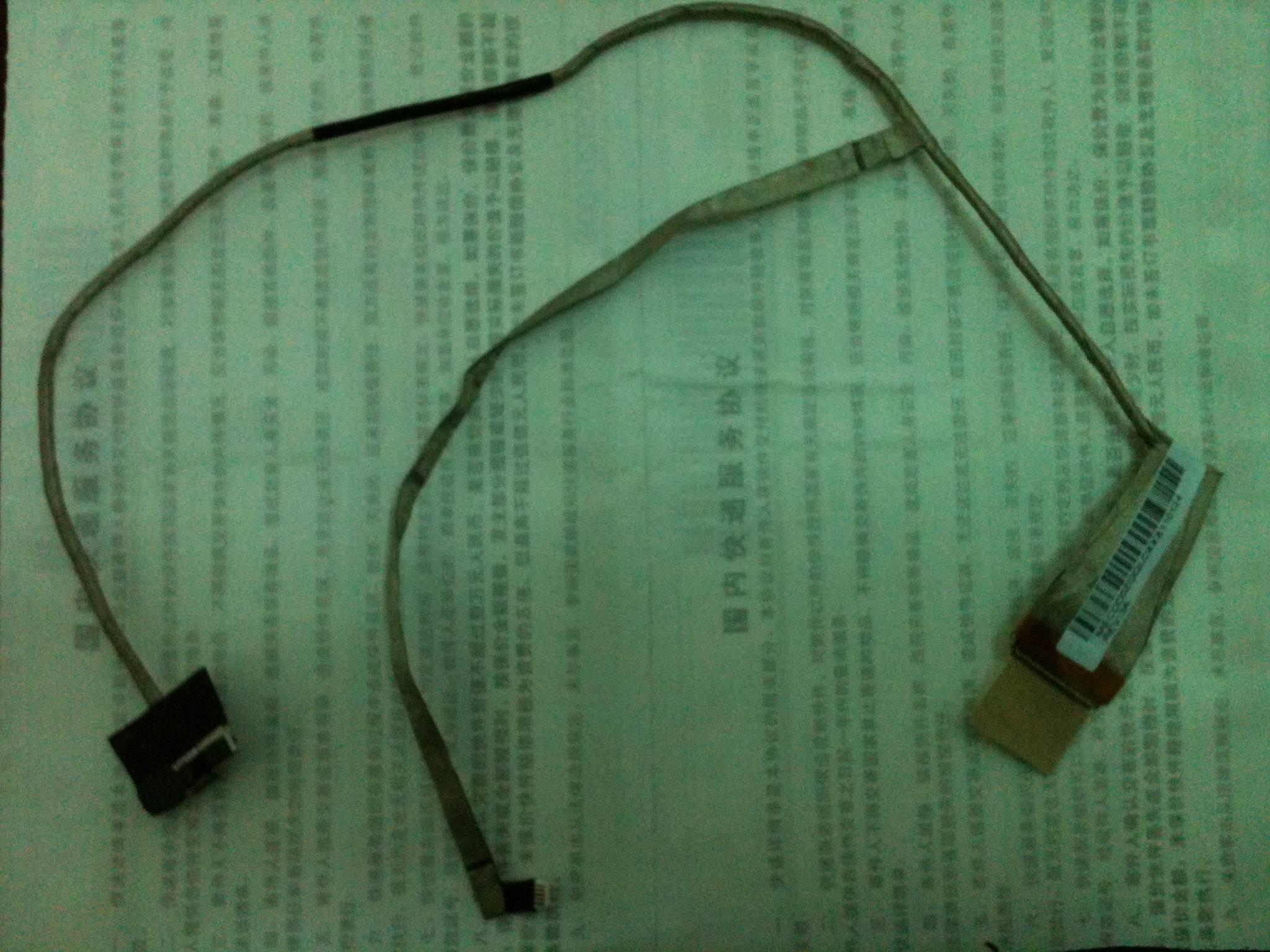 Новый оригинальный Acer Aspire 4339 линии LCD экран DD0ZQQLC