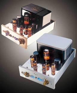 Spark SC 6LS vacuum tube preamplifier with remote control