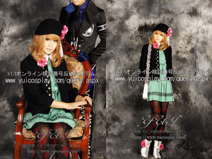 550 wings kind shooting amnesia amnesia Actress cos cosplay dress woolen