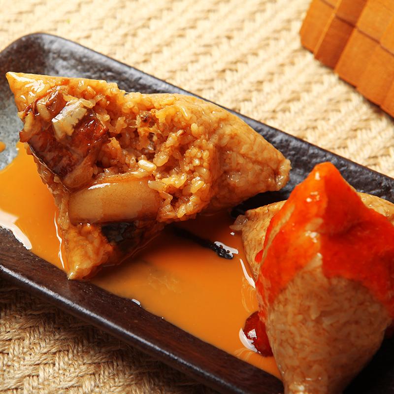 蓝氏钟楼烧肉粽子10只真空大肉粽闽南厦门泉州特产小吃端午好礼