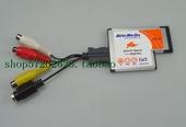 全新原装圆刚Express 隐形电视卡HC82 DVB-T SONY PS2 WIIL游戏