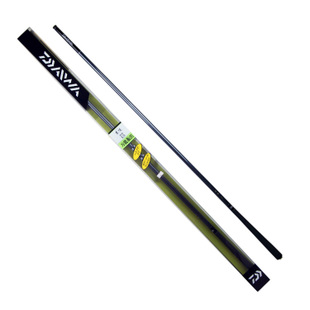 Dawa Daiwa leaf hidden superhard 15 freshwater fishing rod hand pole pole carp pole 4 5 m ultralight
