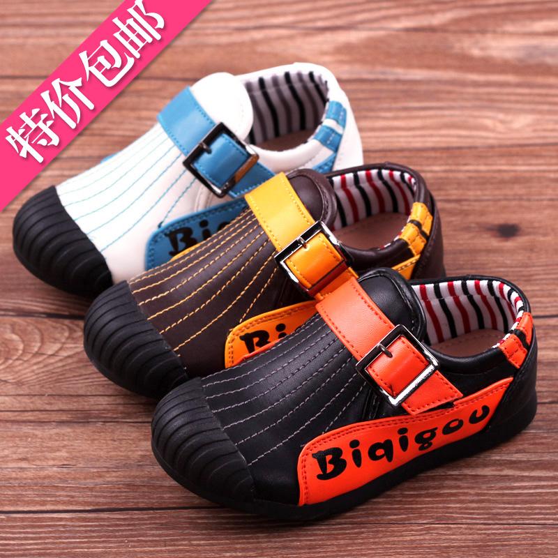 2015 году весна новая детская обувь мужская обувь мужская обувь детей корейского приливные обувь на липучке