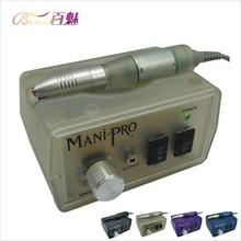 研削工作機械のネイルジュエリーネイル電動ネイル研磨機20000のrpm DR268歯科研削盤