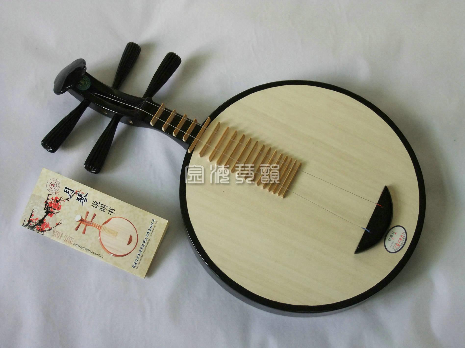 Народ музыкальные инструменты жесткий дерево месяц гусли цвет древесины месяц гусли дары цинь упакованный пекинская опера месяц гусли практика универсальный месяц гусли спеццена доставка включена