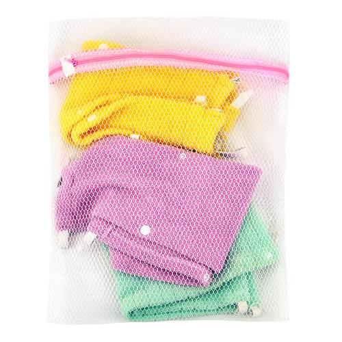 小号加厚粗网内衣物文胸收纳洗衣袋护洗袋洗衣机专用网袋尼龙网兜