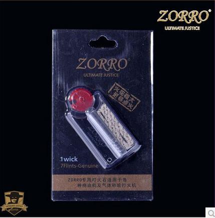 Гонконг zorro зорро уголь масло зажигалка принадлежностей легче уикс оригинальные распределения отлично качество зажигание камень