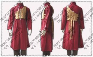 Xianglong professional clothes COSPLAY custom 〓 Naruto Gaara II COS clothes 〓