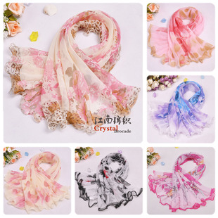 80 color / Korean version of curling wild scarf / small square silk touch / adult children scarf scarf / 1-25 Color