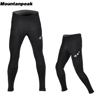Mountainpeak autumn and winter fleece pants riding pants riding pants Bicycle MTB pants Windrider
