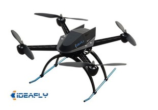 Hand fly IDEA FLY IFLY 4 multi rotor aerial machine version Aircraft
