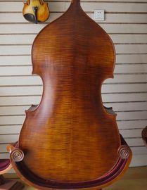 手工手工低音提琴/低音倍大提琴/大贝司 附可查防伪码图片
