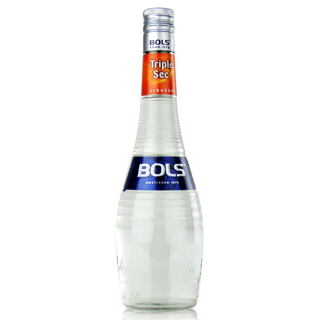 荷蘭BOLS寶獅波士白橙皮白香橙力嬌酒700ml 正品洋酒雞尾酒