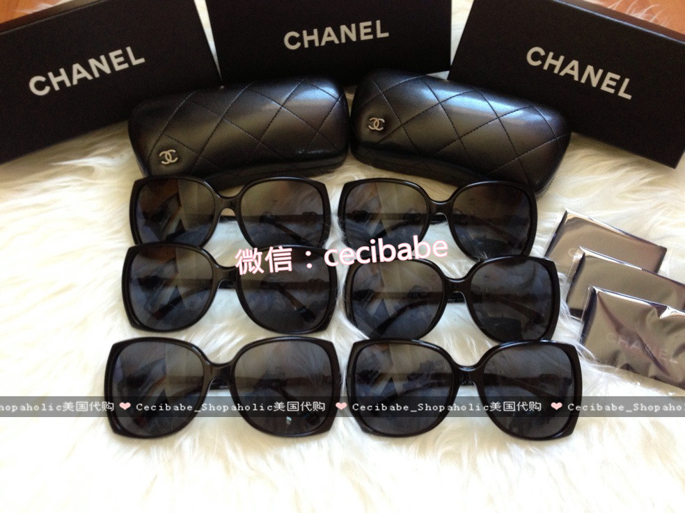 d5d0b522f3 US purchasing small ticket丨with Chanel sunglasses Chanel 5216 ...