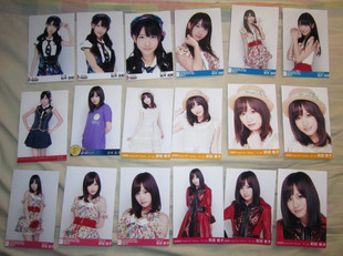 AKB48 and other personalized DIY homemade photo