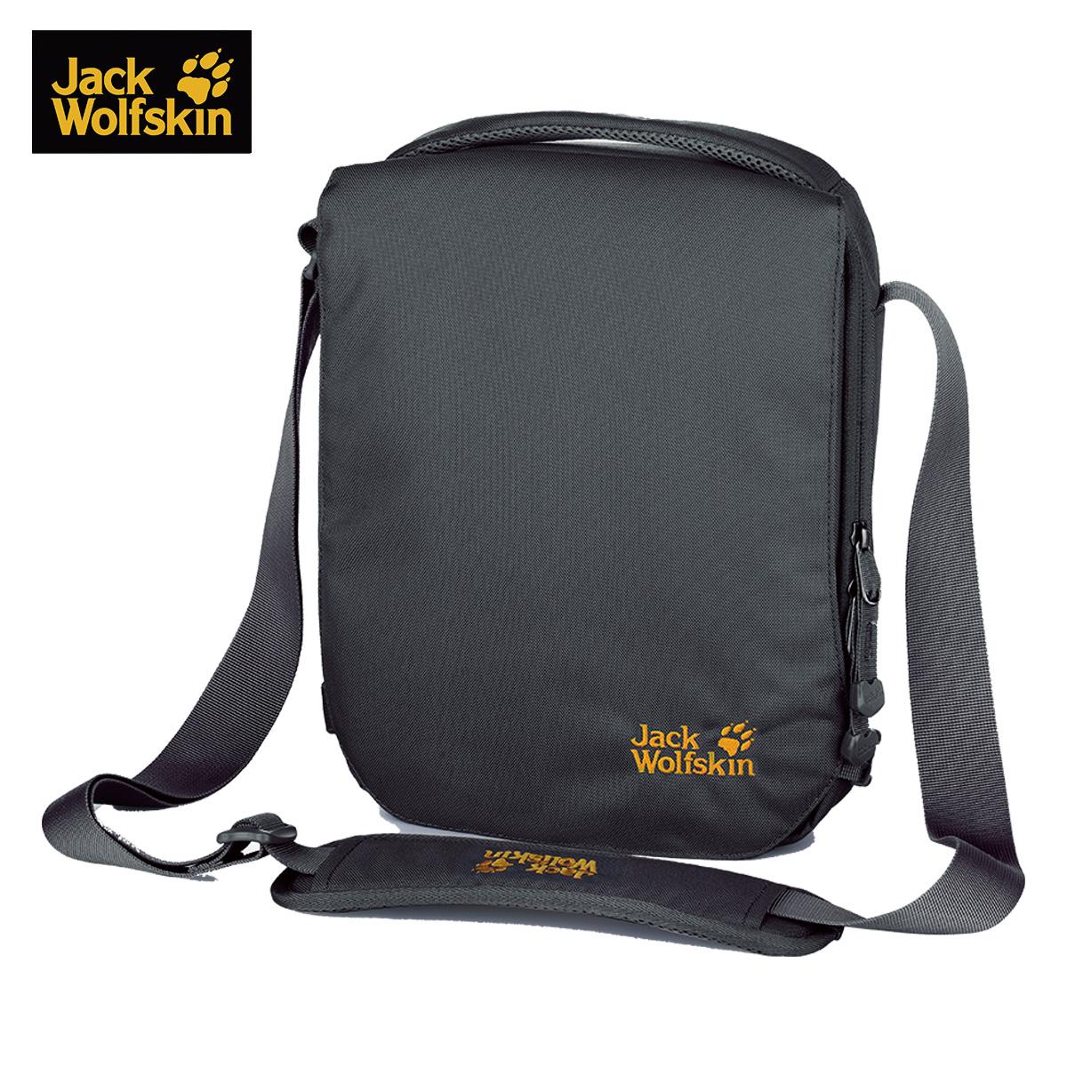 JACKWOLFSKIN когти подходит для мужчин и женщин 4L бизнес мешок сумку сумка .2002772