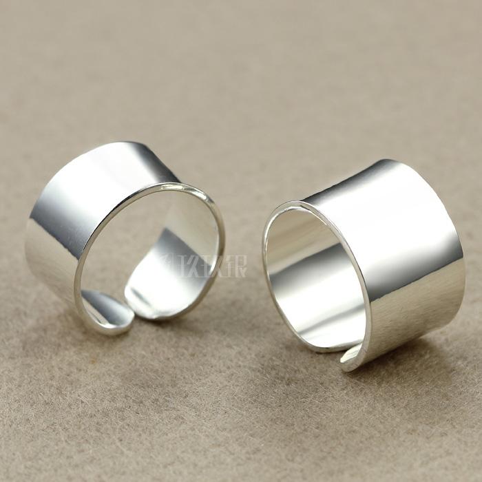 Специальные предложения по электронной почте S990 Grand Sun стерлингового серебра кольцо женщина палец японских и корейских символов настежь Kong Xiaozhen