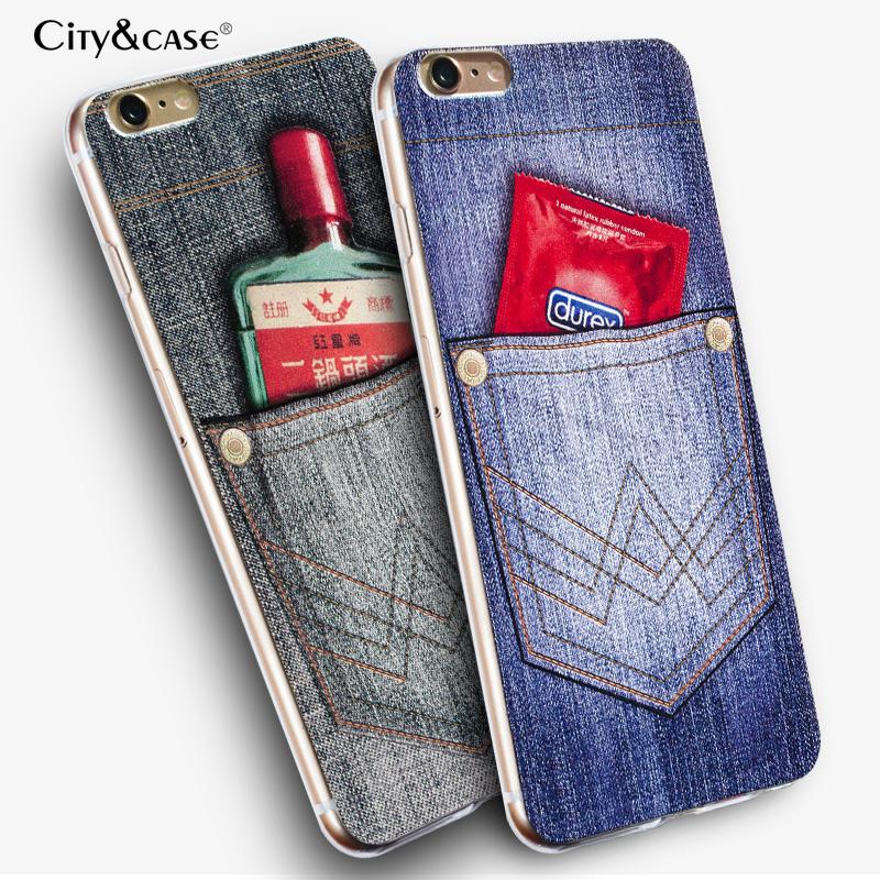 CITY&CASE 蘋果iPhone6手機殼6s手機套4.7矽膠保護套