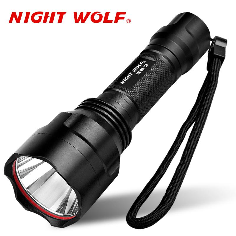 Night Wolf 手电筒怎么样,好不好