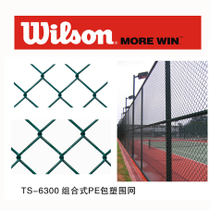 Will Sheng Wilson tennis venue Badminton Venue fence TS-6300PE plastic Fence
