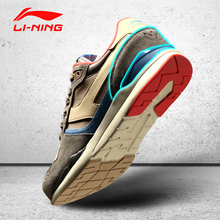 Li Ning Sports shoes men's shoes new style jogging shoes in autumn and winter 2019 authentic board shoes retro classic casual shoes