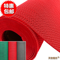 Door mat entrance Toilet toilet pad plastic bathroom anti-skid pad bathroom pad hollowed waterproof pedal mat