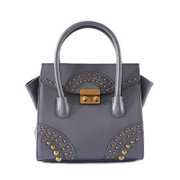 Beautiful Dragon leather women bag spring/summer 2015 new boom leather bags slung rivets in Europe surge with the bag