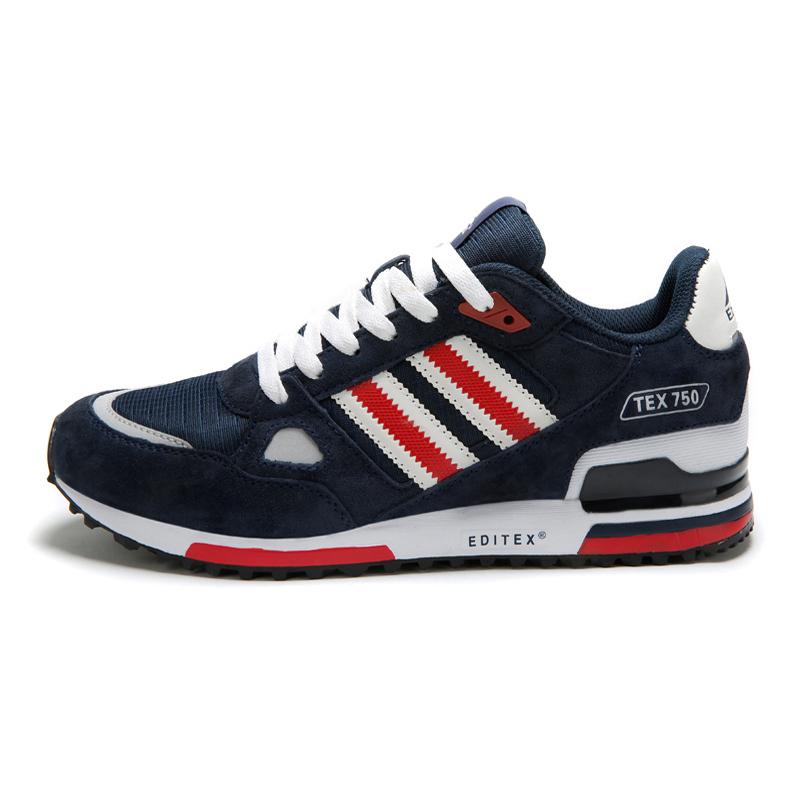 男鞋跑步鞋男 鞋ZX750 複古情侶鞋ZX850 鞋男女鞋子