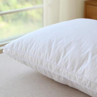 透气纤维枕头枕芯枕 立体七孔枕 出口日本原单 床上用品