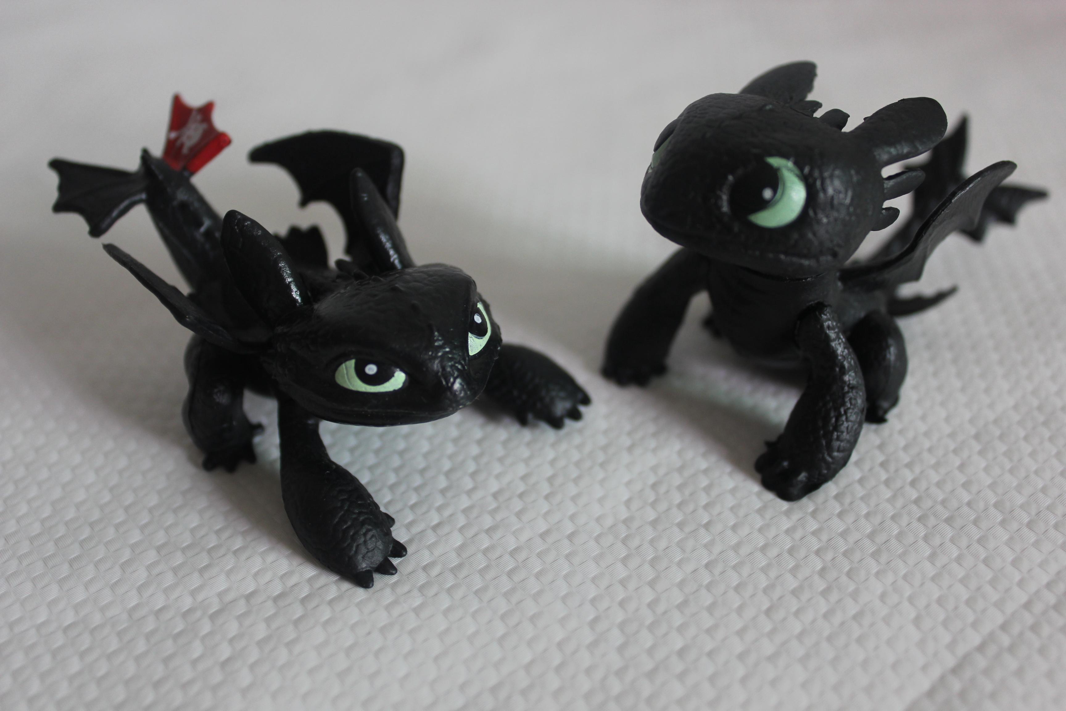 Как натренировать вашего дракона 2Q руки как приручить дракона беззубый беззубый ночи фильм модели детских игрушек