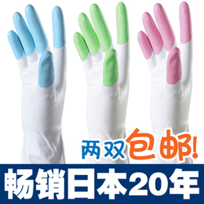 Рука покровитель акула масло домой бизнес перчатки мыть чаша прачечная перчатки флокирование эмульсия перчатки чистый перчатки